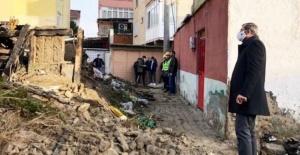 Gürsu eski binalardan arındırılıyor