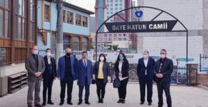 İYİ Parti Bursa'dan açıklama: Tarihin önüne beton örülemez!