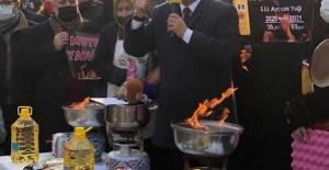 İYİ Parti'nin eylemi devletin zirvesini uyandırdı!