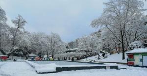 Meteoroloji uyardı! Bursa'ya kar geri geliyor