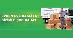 Sigortalı taşımacılıkta güvenli adres: Zaman Evden Eve Nakliyat