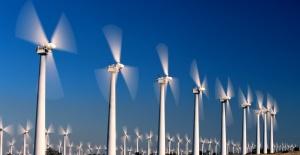 Türkiye elektriğinin yüzde 8,44'ünü rüzgardan karşıladı