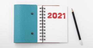 Yeni yıl için kendi hedeflerinizi belirleyin!