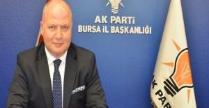 bAK Parti Bursa#039;da İl yürütme.../b