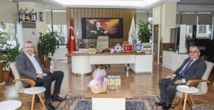 Başkanlar Bursa Karacabey'de buluştu