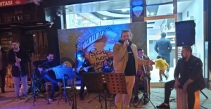 Gürsu'da pandemi akşamları konserlerle renkleniyor