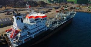 İçdaş'tan üç gemi ihracatı