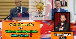 bNecmi İnce Yazdı: Ak Parti Bursa#039;da.../b