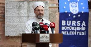 Sultan II. Murad Han 570'inci vefat yıl dönümünde Bursa'da anıldı