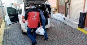 Türk Kızılay Bursa şubesi gönüllere dokunuyor