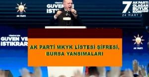 AK PARTİ MKYK LİSTESİ ŞİFRELERİ,KABİNE...