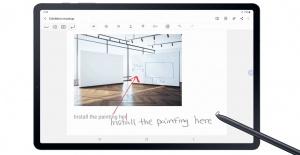 Galaxy Tab S7 ve Galaxy Tab S7+ tabletler için yeni bir güncelleme geliyor