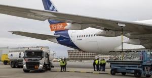 Havacılık liderleri, ticari yolcu uçağı üzerinde uçuş sırasında ilk kez %100 sürdürülebilir havacılık yakıtı emisyonları çalışmasını başlattı
