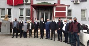 GÜRSU'LU POLİSLERİN GÜNÜ, TEK TEK İSİMLERİYLE KUTLANDI