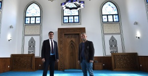 Yenikent, Yeni Camiine Kavuştu