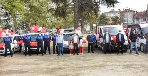 Yenişehir'de 23 Nisan Ulusal Egemenlik ve Çocuk Bayramı Coşkulu Kutlandı