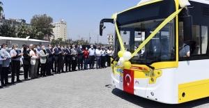 Karsan'dan Mersin'e 30 Adetlik  CNG'li Menarinibus Citymood Teslimatı