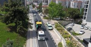 NİLÜFER'DE KONFORLU ULAŞIM İÇİN...