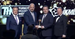 SOCAR Türkiye grup şirketlerine İKMİB İhracatın Yıldızları Ödülleri'nde 3 ödül birden