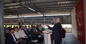PROF.DR.MUSTAFA KAMALAK BURSA'DA BAYRAMLAŞMAYA...