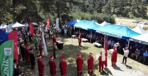 YABAN MERSİNİ FESTİVAL İLE TAÇLANDI