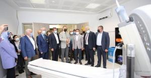 Gürsu Devlet Hastanesine son teknoloji tomografi cihazı