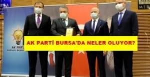 NECMİ İNCE AK PARTİ BURSA#039;DA...
