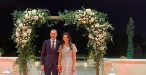 Bakan Çavuşoğlu'nun kızı Bursalı damatla evleniyor