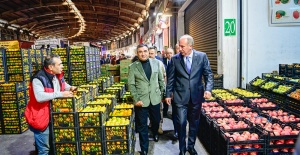 Muharrem İnce'den Bursa ziyareti