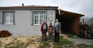 Sel Mağduru Kılıç Ailesi Yeni Evlerine Kavuştu
