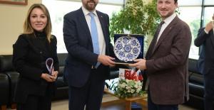 Tula Bölgesi Ekonomi Kalkınma Bakanı Vladimirovich Otomotiv Firmalarıyla Buluştu