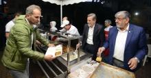 BTSO  Ramazanda'da Bursa'lılarla Birlikte oldu