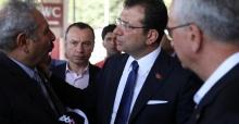 """BAŞKAN İMAMOĞLU: """"BİZDE KADERİNE TERK ETMEK YOK!"""""""