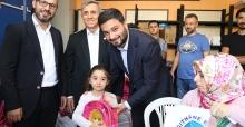 BAŞKAN ÖZTEKİN: ''EĞİTİMDE FIRSAT EŞİTLİĞİNİ ÖNEMSİYORUZ''