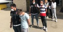 Mustafakemalpaşa'da yüklü miktarda uyuşturucu ele geçirildi