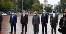 Bursa'da Muhtarlar Günü törenle kutlandı