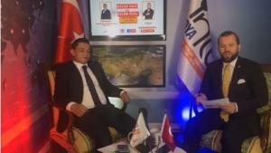 12.11.2018 ÖZEL'in bugünkü saat 14:00-15:00'deki konuğu Büyükorhan Belediye Başkan aday adayı, Aydın Balıcı konuk oldu.