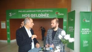 Necmi İnce İle secim özel konuğu Ak Parti Bursa Milletvekili ve eski İçişleri Bakanı Efkan Ala konul oldu.