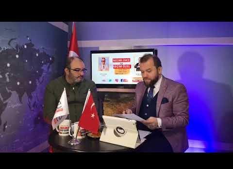 Necmi İnce İle Seçim ÖZEL'in konuğu Bursa'nın duayen gazetecilerinden Atilla Sağım oldu.